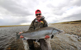 Hosted Sea Trout Report